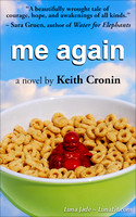 Me Again by Keith Cronin (Book Cover)