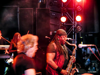 Clarence Clemons and the Temple of Soul