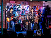 Pat Travers Band at Bamboo Room 12/8/12 ~ Luna Jade Photography